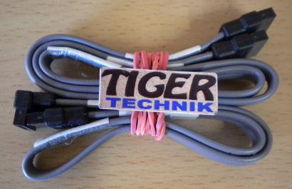 HP Compaq 8000 8100 Elite 381868-014 und 381868-006 SATA Kabel je 40cm* pz512