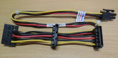 HP 577798 001 4-pin 3x SATA Power Kabel Stromkabel Elite 8000 8100 8200* pz517