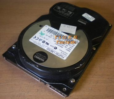 """FUJITSU MPB3064AT PC Festplatte HDD IDE 6.4GB 3,5"""" f296"""