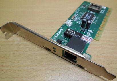 D-Link DFE-530TX Rev C1 Fast Ethernet 32 Bit PCI 10 100 Mbit Netzwerkkarte* nw81