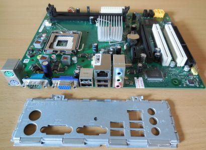 Fujitsu Esprimo P2560 D3041-A11 GS3 Mainboard +Blende Intel G41 Sockel 775* m885