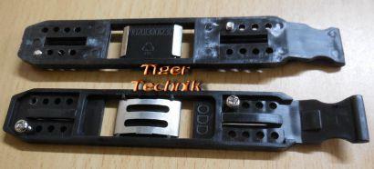 Cooler Master Einbauschiene für Laufwerk Set 2x Stück Schwarz* pz524