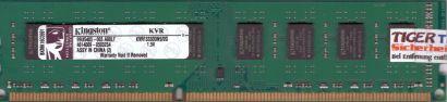 Kingston KVR1333D3N9 2G PC3-10600 2GB DDR3 1333MHz 99U5403-003 A00LF RAM* r654