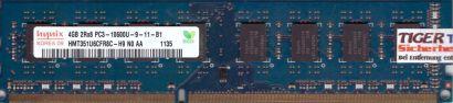 Hynix HMT351U6CFR8C-H9 N0 AA PC3-10600 4GB DDR3 1333MHz Arbeitsspeicher RAM*r655