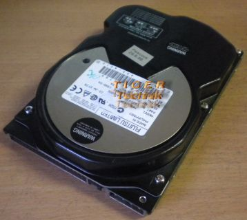 "FUJITSU MPC3043AT PC Festplatte HDD IDE 4.3GB 3,5"" f298"