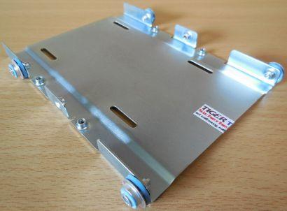 Einbaurahmen Adapter für 2,5 HDD SSD auf 3,5 Wechselrahmen oder Schienen* pz528