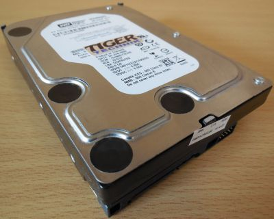 Western Digital RE3 WD1002FBYS-01A6B0 Festplatte 3,5HDD 1TB* f679