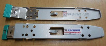 2 Stück PN SR10769-19D Schienen Laufwerkschienen PC Computer* pz532
