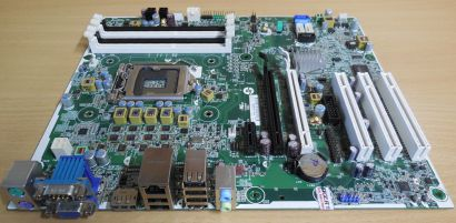 HP Elite 8200 Mainboard 611835 001 611796 002 Rev0K Sockel 1155 PCIe VGA DP*m897