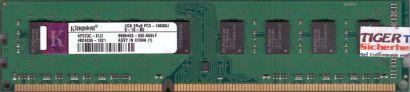 Kingston KP223C-ELD PC3-10600 2GB DDR3 1333MHz 9995403-030 A00LF RAM* r662