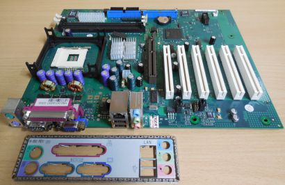 Fujitsu Siemens D1526-A11 GS2 Mainboard+Blende Sockel 478 DDR VGA LAN Audio*m907