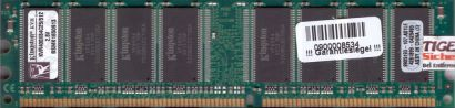 Kingston KVR400X64C25 512 PC-3200 512MB DDR1 400MHz 9905193-107 A01LF RAM* r673