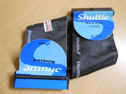 ShuttleX SK43G SB61G2 SN855 SS59G SK21G Festplatte HDD IDE Kabel* pz561