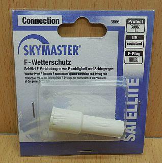 Skymaster Wetterschutztülle Gummitülle für F-Stecker vermeidet Korrosion* so797