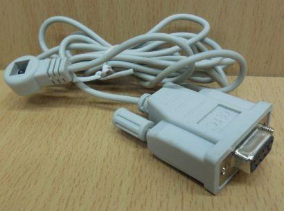 IrDA Infrarot Sensor mit Kabel ca. 1,8m für serielle Schnittstelle RS 232* pz721