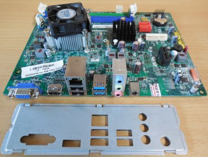 Lenovo H505 D3LY-LT V1.3 CFT1D3LI 90000946 Mainboard +Blende AMD E2-1800* m909