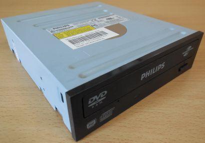 Philips SPD6001BM 00 DVD RW DL IDE Brenner ROM schwarz LightScribe* L439