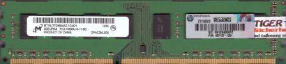 Micron MT16JTF25664AZ-1G4G1 PC3-10600 2GB DDR3 1333MHz HP 497157-001 RAM* r680