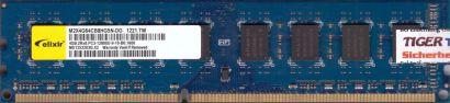 elixir M2X4G64CB8HG5N-DG PC3-12800U 4GB DDR3 1600MHz Arbeitsspeicher RAM* r685
