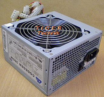 Codegen 350W Model 200X PFC ATX 2.03 P4 ATX 350W Computer PC Netzteil* nt1489