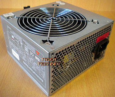 Inter-Tech SL-500A Switching Power Supply 500W PC Computer Netzteil ATX* nt1490
