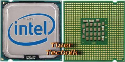 CPU Prozessor Intel Pentium D 945 SL9QB 2x3.4GHz 800MHz FSB 4M Sockel 775* c584