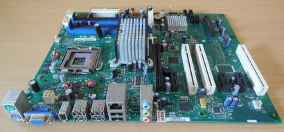 Intel DG33FB Rev D81072 306 Mainboard Sockel 775 DDR2 VGA PCIe IEEE1394* m914