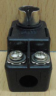 Jalco Koax Winkel L Stecker SAT Antenne Koaxialstecker schwarz* so821