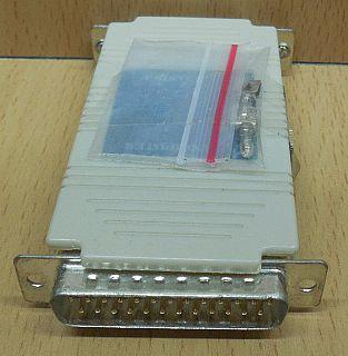 Parallel Drucker zu PC Adapter SUB D 25 pol weiblich auf 25 pol männlich* pz758