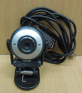 Trust 15082-02 USB Webcam Laptop Notebook PC Video Camera Win XP 7* pz787