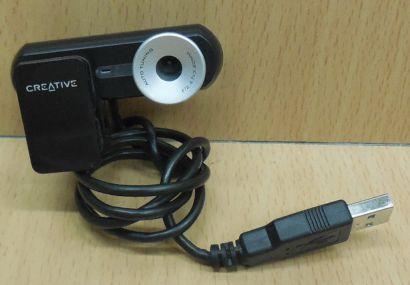 Creative Live!Cam VF0470 USB Webcam Laptop Notebook PC Camera Win XP 7* pz788