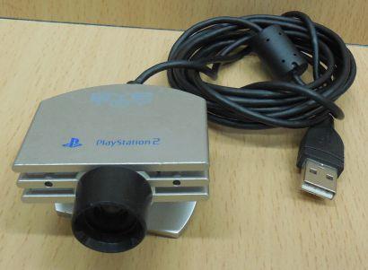 Sony Playstation 2 Eye Toy Kamera silber PS2 USB Camera* skz01
