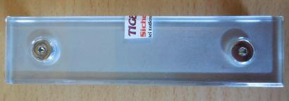 Shuttle XPC Spiegel Floppy Blende für SK43G SK83G SB51G SN45G2 SN45GV2* pz570