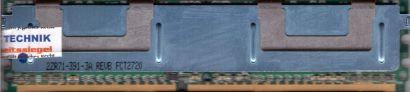 Smart Modular SG5SC82N2G1BDNDIBH FB DIMM 1GB PC2-5300F 667MHz HP 398706 051* r10