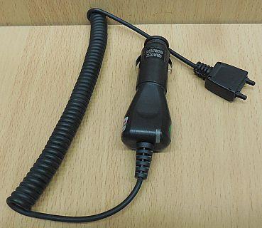 Auto Ladekabel KFZ Charger für Sony Ericsson K750 K750i Z520 W800 Fastport*ant04