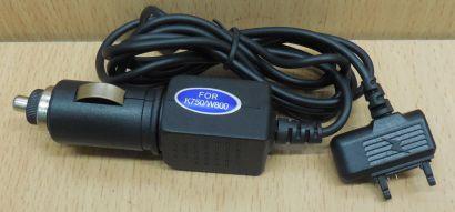 Auto Ladekabel KFZ Charger für Sony Ericsson K750 K750i Z520 W800 Fastport*ant05
