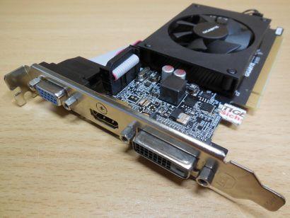 GIGABYTE GV-N710D3-2GL Geforce GT 710 2GB 64Bit DDR3 PCI-E 2.0 VGA HDMI DVI*g390