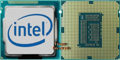 Intel Pentium Dual Core G640 SR059 2x2.8Ghz 3M Sockel 1155 Intel HD-Grafik* c586
