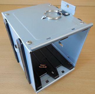Antec P183 ATX PC Gehäuse Festplatten Käfig Rahmen Case für 3x HDD + Fach* pz578