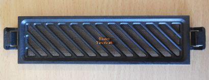 Antec P183 ATX PC Gehäuseblende Laufwerkplatz Abdeckung Schwarz mit Gitter*pz580