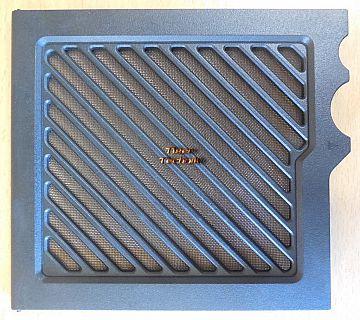 Antec P183 ATX PC Gehäuseblende Lüfterfilter Abdeckung Schwarz mit Gitter* pz583