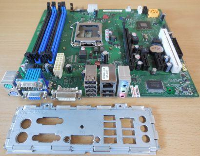 Fujitsu Esprimo P500 D2991-A13 GS5 Mainboard +Blende Intel B65 Sockel 1155* m929