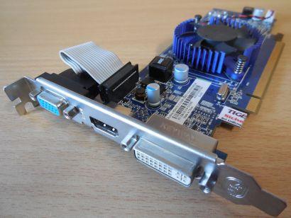 SAPPHIRE ATI Radeon HD 4550 512MB 64Bit DDR3 PCI-E 2.0 DVI Link HDMI VGA* g398