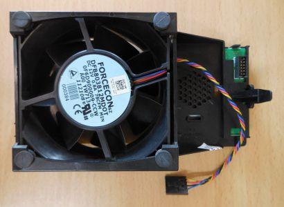 DELL Optiplex SFF 760 780 CPU Gehäuselüfter 0YW713 0HU540 LED Bord 0YN033* GL112
