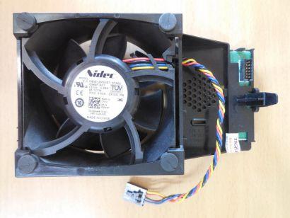 DELL Optiplex SFF 760 780 CPU Gehäuselüfter 0G944P 0G958P LED Bord 0YN033* GL113