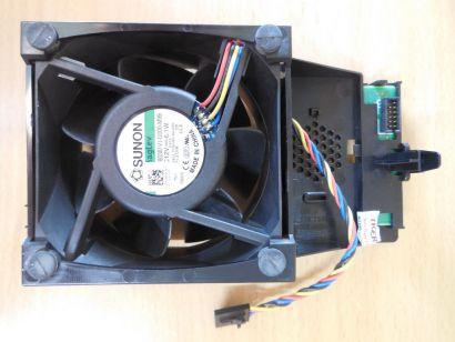 DELL Optiplex SFF 760 780 CPU Gehäuselüfter 0H814N 0G958P LED Bord 0YN033* GL114
