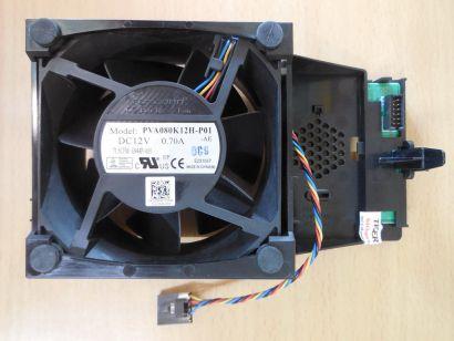 DELL Optiplex SFF 760 780 CPU Gehäuselüfter 0G944P 0G958P LED Bord 0YN033* GL115