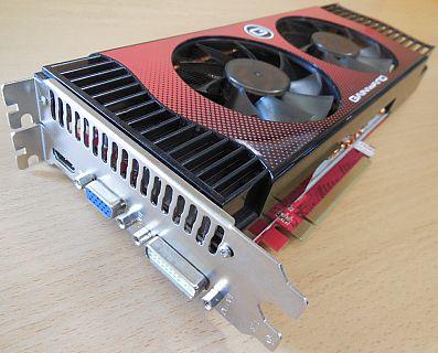 Gainward GeForce GTX 285 2048MB 512Bit GDDR3 SLI PCI-E 2 Dual-Link DVI HDMI*g402