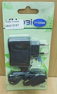 Ro LN-012 AC DC Adapter 5V 400mA Netzteil für Samsung D600 E715 A800 S500* nt887