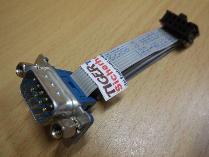HP 450736-001 Seriel COM Port Kabel HP Compaq dc7800 dc7800p dc7900p SFF* pz589